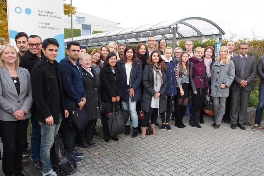 Hochschulinstitut gewinnt Projekt für Einwanderer